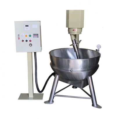 LB-2.0-2-E Electric Type of Heat Transfer Oil Cooking Mixer