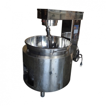 Gas Heated Cooking Mixer - Bowl-Fixed Type