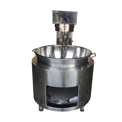 LB-1.6-2-G Gas Heated Cooking Mixer