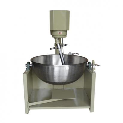 Bowl Tilting Type Gas Heated Cooking Mixers