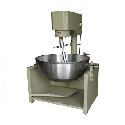 Bowl Tilting Type Gas Heated Cooking Mixer