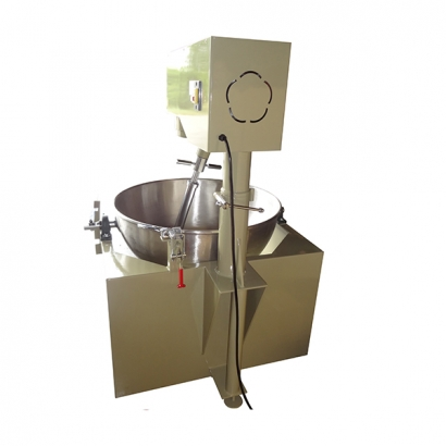 LB Bowl Tilting Type Gas Heated Cooking Mixing Machine