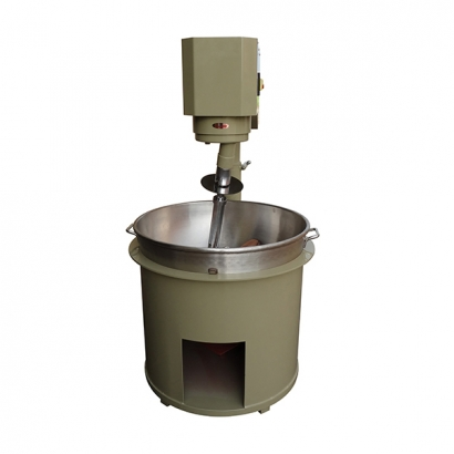 Gas Type of Heat Transfer Oil Cooking Mixer