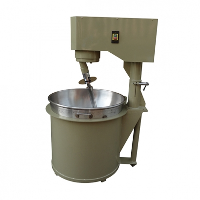 Gas Type of Heat Transfer Oil Cooking Mixing Equipment