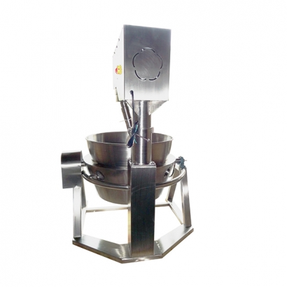 LB-2.4-3-G Gas Heated Cooking Mixer