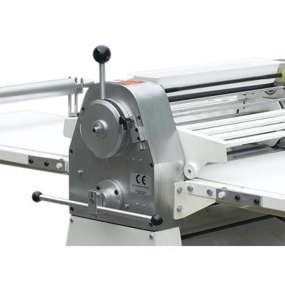450B Floor-Type Dough Sheeter (CE) – Handle up