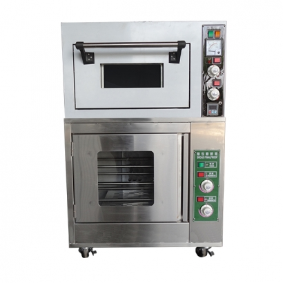 Electric Type Oven (Small Tray / Deck)