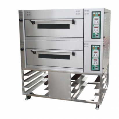 Electric Type Oven (2 Trays/ Deck)