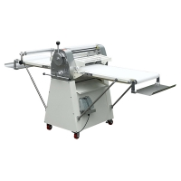 450B Floor-Type Dough Sheeter (CE) – Handle up